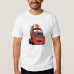 Mack Disney de los coches Poleras