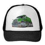 Mack Dump Truck Green Mesh Hats