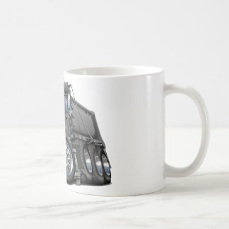 Mack Dump Truck Grey Coffee Mug