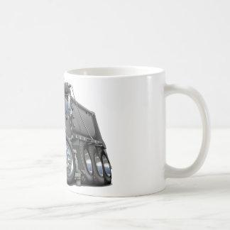 Mack Dump Truck Grey Coffee Mug