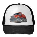 Mack Dump Truck Red Mesh Hat