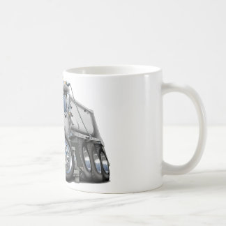 Mack Dump Truck White Coffee Mug