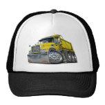 Mack Dump Truck Yellow Trucker Hats