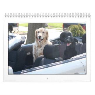 Mack & Friends Calendar 2010