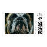 Mack I Stamp