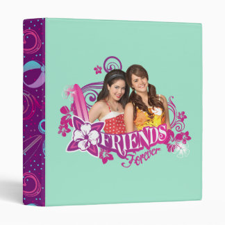 Mack & Lela - Friends Forever 3 Ring Binder