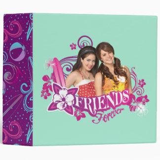 Mack & Lela - Friends Forever Binder