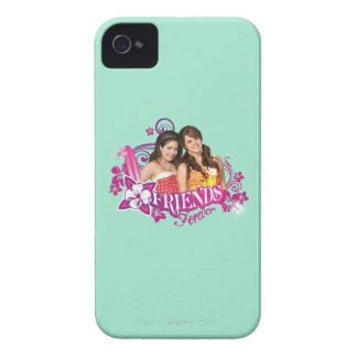 Mack & Lela - Friends Forever iPhone 4 Cover