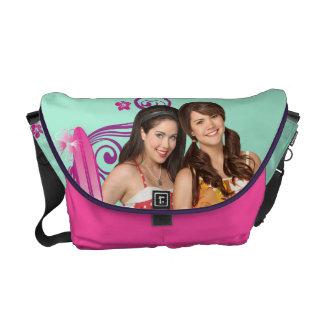 Mack & Lela - Friends Forever Messenger Bag