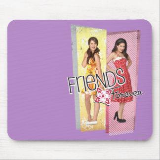 Mack & Lela - Friends Forever Mouse Pad