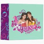 Mack & Lela - Friends Forever Vinyl Binders