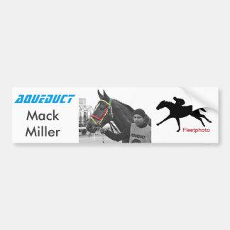 Mack Miller Bumper Sticker