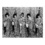 Mack Sennett Girls, 1918 Tarjeta Postal
