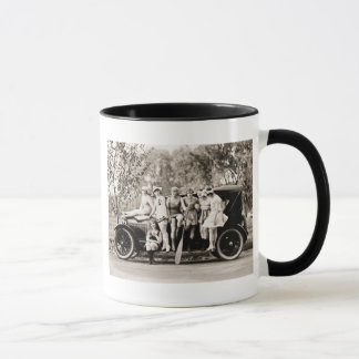Mack Sennett Girls 1918 Vintage Beauties Mug