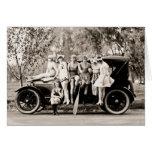 Mack Sennett Girls 1918 vintage Cards