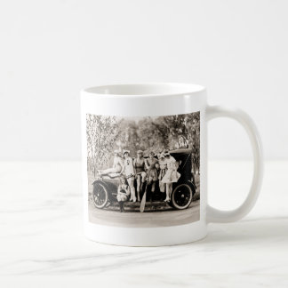 Mack Sennett Girls Bathing Beauty Queens Vintage Coffee Mug