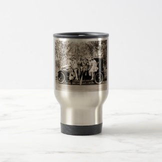 Mack Sennett Girls Bathing Beauty Queens Vintage Travel Mug