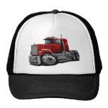 Mack Superliner Red Truck Trucker Hat