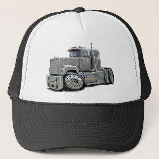 Mack Superliner Silver Truck Trucker Hat