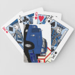Mack Truck Playing Cards
