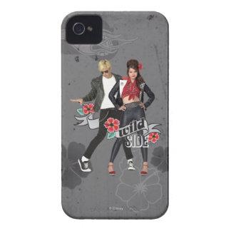 Mack y Brady - lado salvaje iPhone 4 Cárcasas