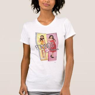 Mack y Lela - amigos para siempre Camisetas
