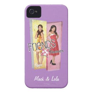 Mack y Lela - amigos para siempre Case-Mate iPhone 4 Protector