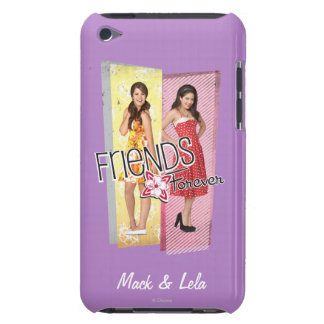Mack y Lela - amigos para siempre iPod Touch Case-Mate Funda