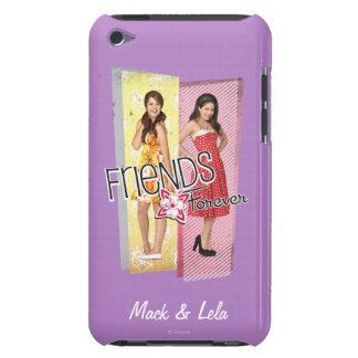 Mack y Lela - amigos para siempre Funda iPod