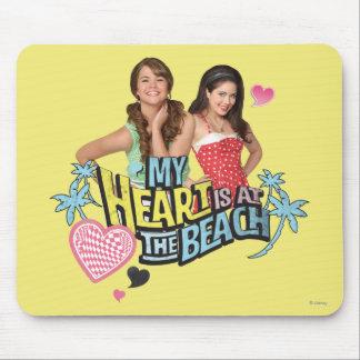 Mack y Lela - mi corazón está en la playa Tapete De Raton