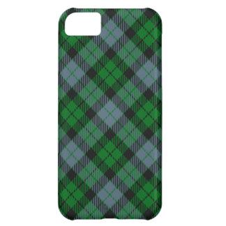 MacKay/caso del iPhone 5 del tartán de McCoy