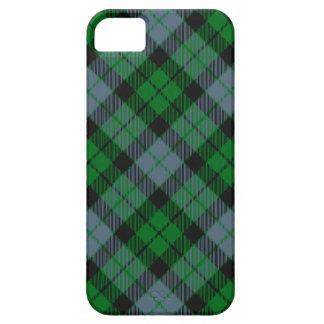 MacKay/caso del iPhone 5 del tartán de McCoy iPhone 5 Carcasas
