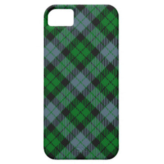 MacKay/caso del iPhone 5 del tartán de McCoy iPhone 5 Case-Mate Protector