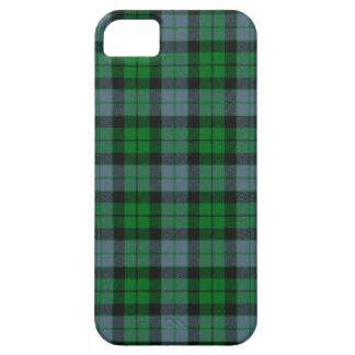 MacKay/caso del iPhone 5 del tartán de McCoy iPhone 5 Case-Mate Carcasa