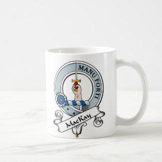MacKay Clan Badge Coffee Mug