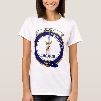 MacKay Clan Badge T-Shirt