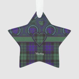 Mackay clan Plaid Scottish tartan
