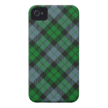 MacKay / McCoy Tartan iPhone 4/4S Case