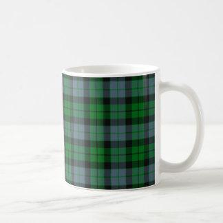 MacKay / McCoy Tartan Mug Basic White Mug