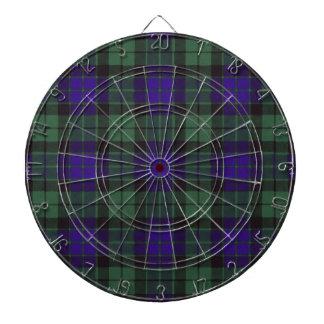 Mackay Scottish Tartan Dartboard