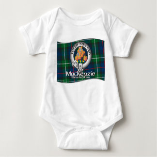 MacKenzie Clan Apparel Baby Bodysuit