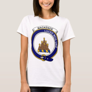 MacKenzie Clan Badge T-Shirt