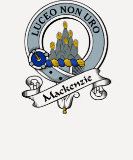 MacKenzie Clan Badge Tee Shirts