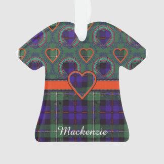 Mackenzie clan Plaid Scottish tartan