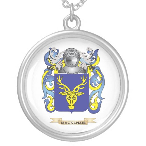 mackenzie coat of arms family crest personalized