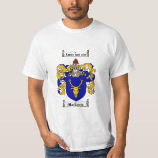 Mackenzie Family Crest - Mackenzie Coat of Arms Tee Shirt