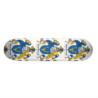 MacKenzie Family Crest Skate Deck