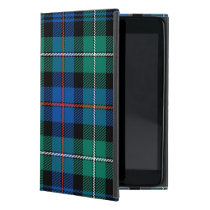 MacKenzie Tartan iPad Mini Case