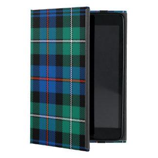 MacKenzie Tartan iPad Mini Case