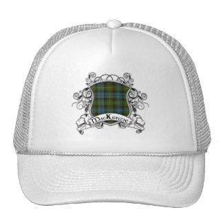 MacKenzie Tartan Shield Trucker Hat